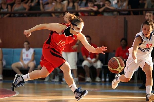 On Top: Armenian women 3-0 in FIBA Division C basketball tourney