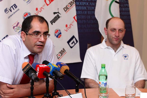 Basketball: Armenia prepares to host European championships