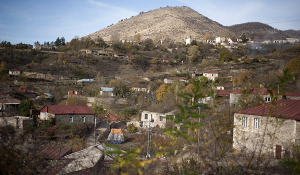 Relocation With a Reason: Some Syrian-Armenian families find advantages to resettle in Karabakh