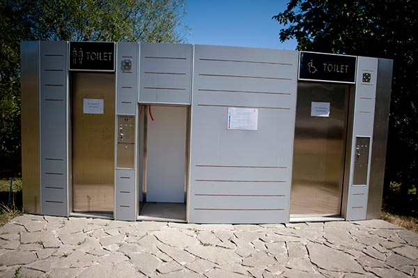 Defeating the Purpose: Expensive bio toilet gets broken, becomes a laughing matter in Tatev