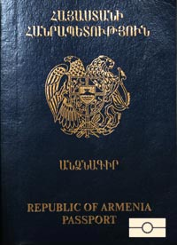 IDs, biometric passports to be issued to citizens of Armenia beginning June 1