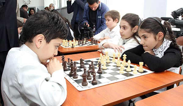 Reading, Writing, Chess: Experts evaluate Armenia's progress on introducing the oldest board game at primary schools