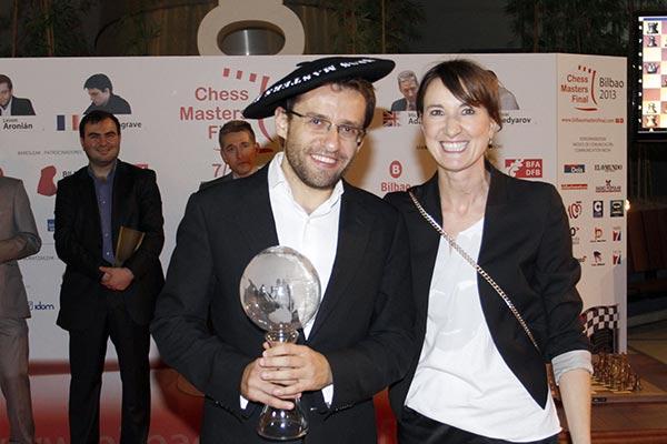 Chess: Aronian becomes Grand Slam winner