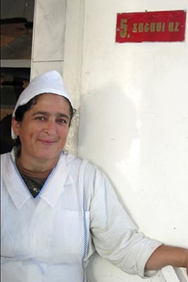 Army Chef: A woman with warrior's heart caters to Karabakh soldiers' needs with meals and caring attitude
