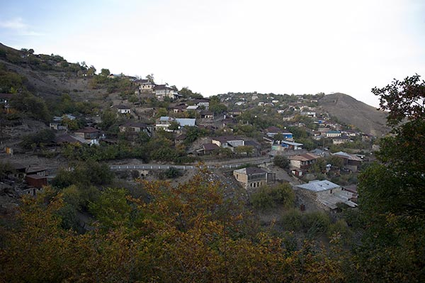 Life Beyond the Capital: Hardship mixes with hope in Karabakh's villages