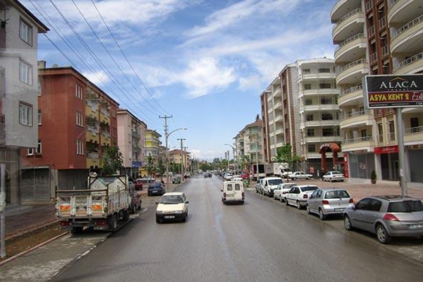Modern Turkey's southeastern city of Malatya
