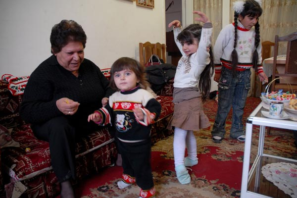 """Baghdad in Ararat: Iraqi-Armenian refugees face difficulties adapting to the """"homeland"""""""