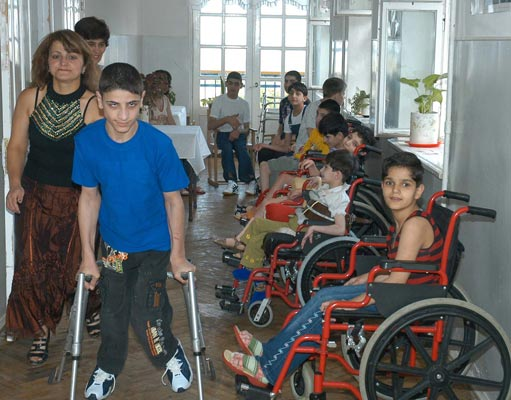Rights of disabled people in Armenia highlighted on International Disability Day