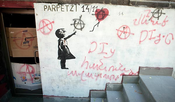 """Attacks on DIY: Situation around Yerevan rock bar stirs debate over LGBT """"rights and wrongs"""""""