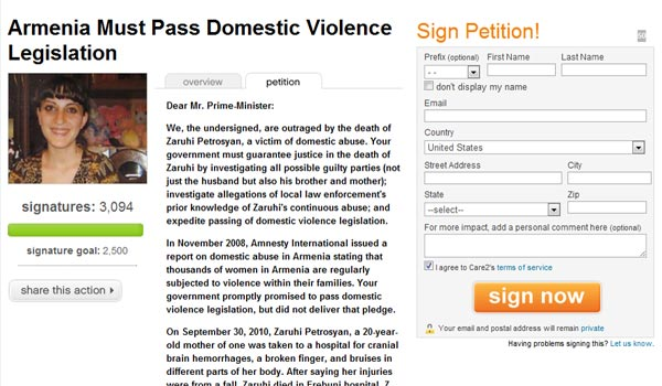 A Step Too Late: Social network signatures call for improved policies on domestic violence