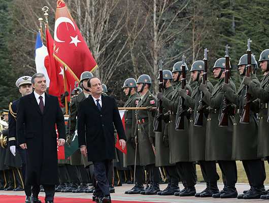 "Expert: French president's statement a ""slap against Turkey"""