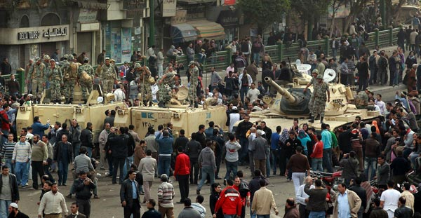 What's behind the Egypt riots?: Democracy or Islam?