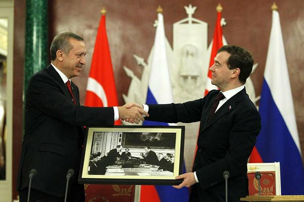 Salt in Wound: Erdogan thanks Russia for historic treaty Armenians consider illegal