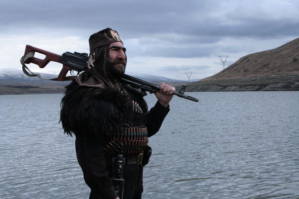 """Eternal Behest"": New feature film reveals little-known feats at Karabakh battlegrounds"