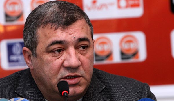 Destination Brazil: Armenia soccer boss reveals World Cup 2014 ambitions