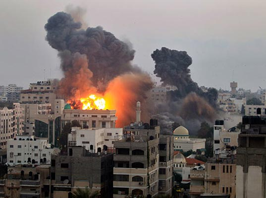 """Armenia """"extremely concerned"""" over escalating conflict in Gaza"""