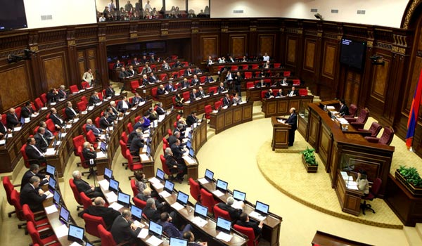 Armenian lawmakers thwart vote on bringing Ottoman-era genocides bill to parliament floor