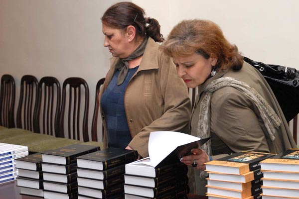 Reading to remember: YSU presents a dozen books on Genocide