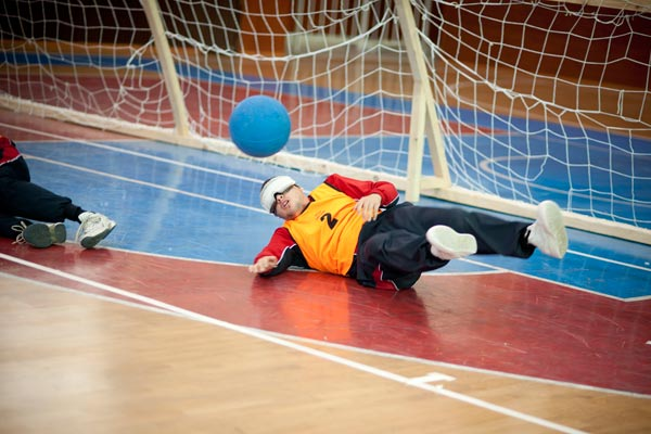 Goalball for a good goal: Armenia celebrates World Sight Day with sporting event