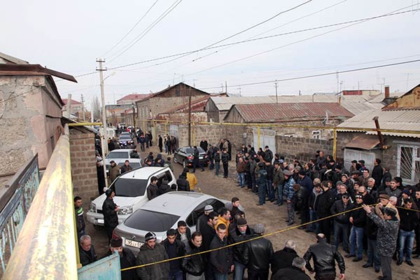 Shock and Questions: Gyumri mourns murders as it looks for reasons