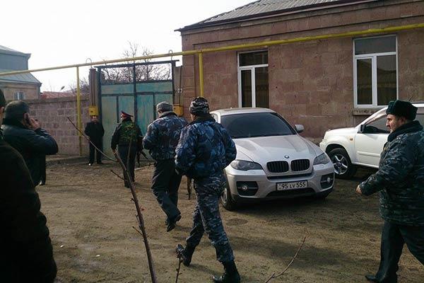 Six-member family found dead in Gyumri; Russian serviceman suspected of mass murder