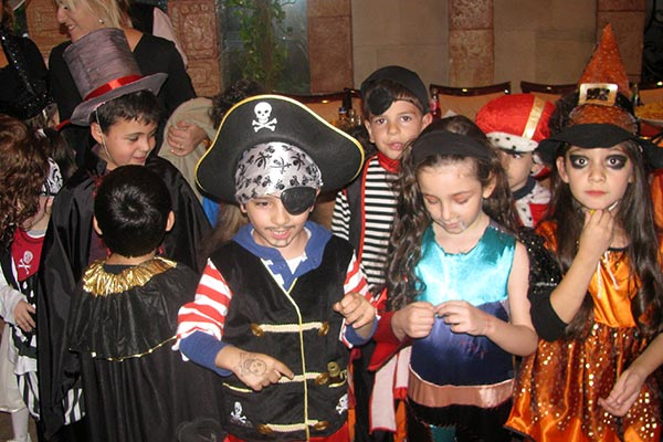 Happy Halloween: Yerevan joins the US and Europe in celebrating All Hallows Eve
