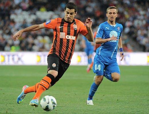 Super Heno!: Armenian soccer player sets new goal-scoring record for Ukrainian championship