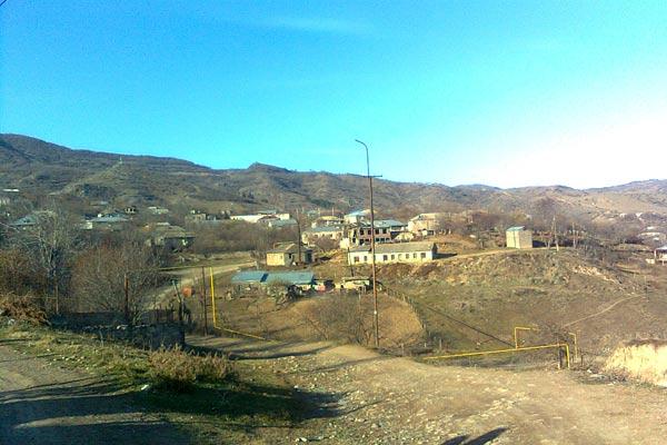 Village on the Edge;  A visit to Nerkin Karmiraghbyur