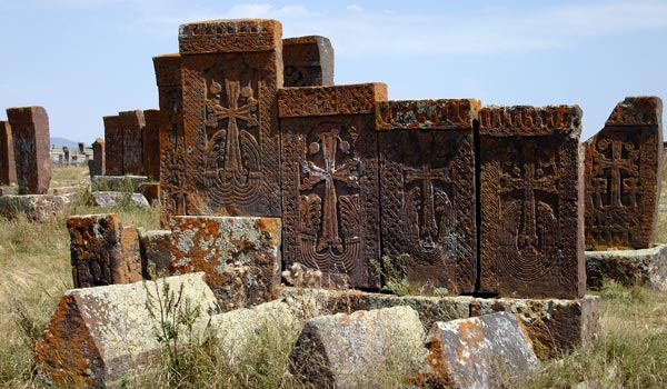 Armenian khachkar art on UNESCO's list of intangible cultural heritage of humanity