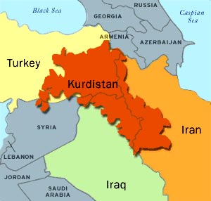 Border matters: Possible emergence of independent Kurdistan in Mideast expected to have bearing on Armenia