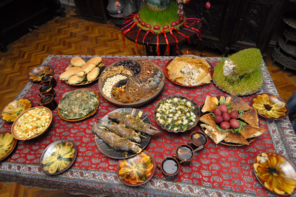 Symbolic and Tasty: A lesson in the traditional Armenian Easter feast