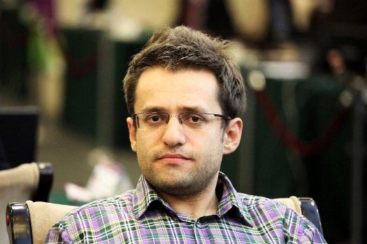 Chess: Armenia's Aronian falls to third place in FIDE rankings