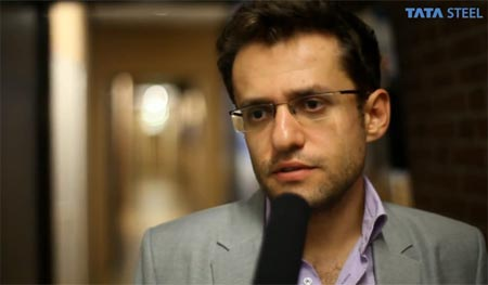 Chess: Aronian, Carlsen leading at Tata Steel