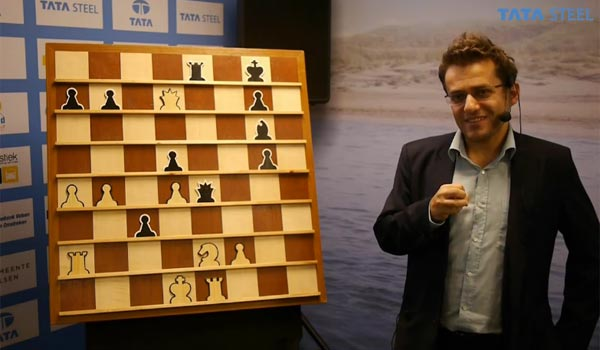 Chess: Aronian building up lead at Tata Steel