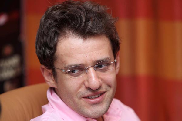 Chess: Aronian says will not compete in Azerbaijan-hosted tournaments