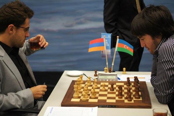 Chess: Aronian wins at Tata Steel