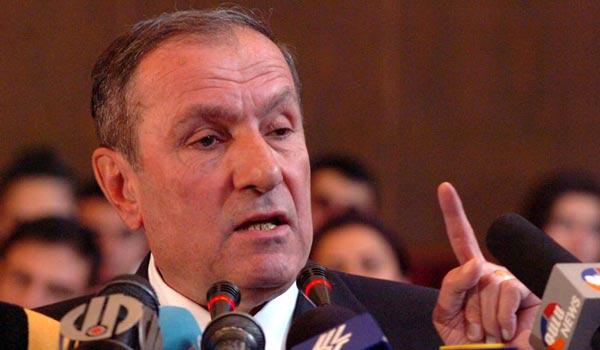 Moskovsiye Novosti: Armenia's ex-president sees chance for Russia to settle Karabakh conflict