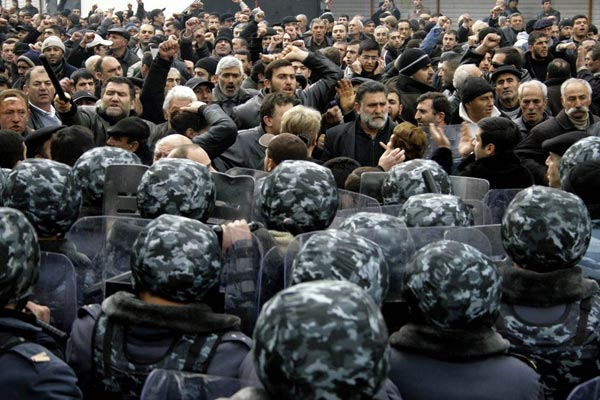 Re-investigation: Armenian Special Investigative Service launches fresh probe on 03/08