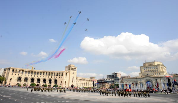 Independence Day: Armenia holds September 21 military parade (photogallery)