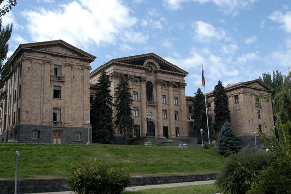 Senate for Diaspora?: Bicameral parliament idea sparks debate in Armenia