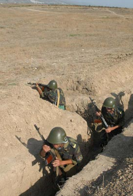 Border Tensions: Karabakh says Azerbaijan suffered heavy casualties in fighting