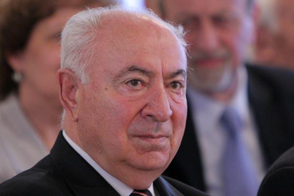 Prime Minister of Soviet Armenia dies
