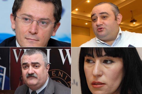 Ընտրություններ 2012. լրագրողները դառնում են քաղաքական գործիչնե՞ր