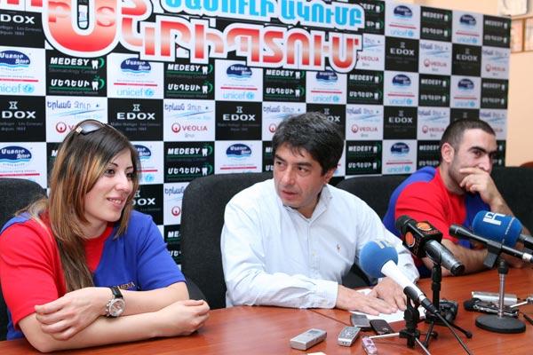 Պարալիմպիկ. երկու հայ մարզիկներ կմասնակցեն Արաբական Միացյալ Ամիրայություններում աշխարհի առաջնությանը