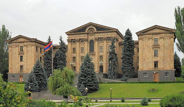 Political Shapeup: Armenia's next parliament likely to have completely different look