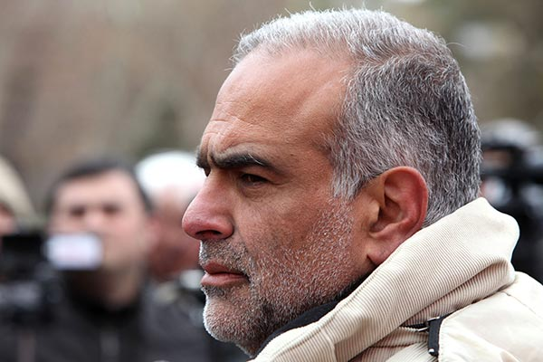 Post-election standoff: Hunger-striking Hovannisian still waiting to hear word from Sargsyan