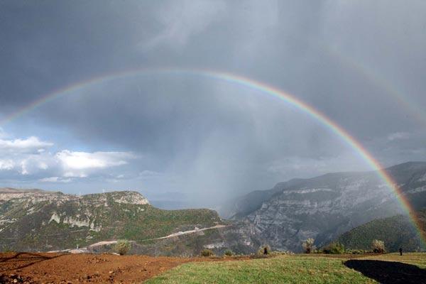 Active Idea: Armenia reveals potential for developing extreme tourism