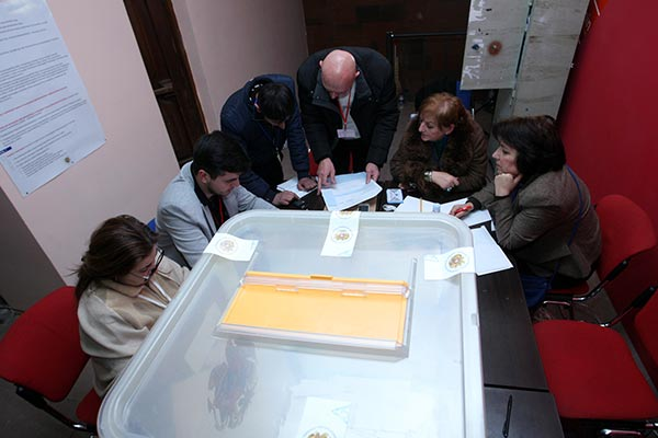 Still Counting: Outcome of referendum not expected to change due to recount