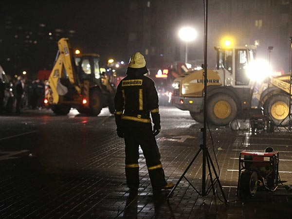 Armenian citizen reported among victims in Latvia trade center collapse