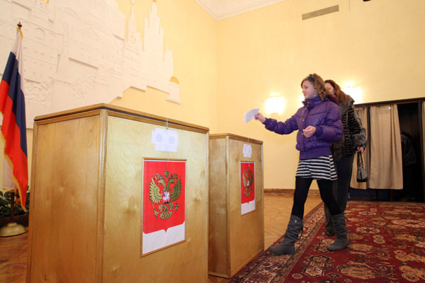Russia Votes: Armenia watches Putin's Party performance in parliamentary polls